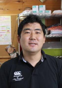 那須訪問診療所と訪問看護ステーション那須の代表 菊地章弘